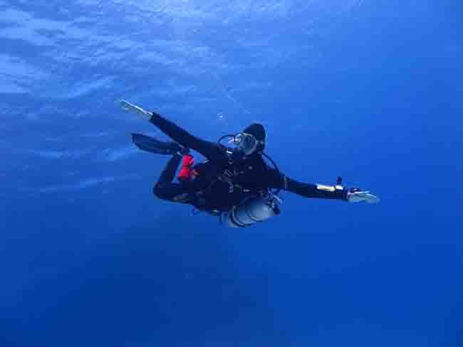 Monkey Diving mit Dennis Roeckrath