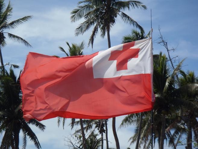 Flagge von Tonga