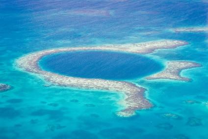 Tauchen im Great Blue Hole