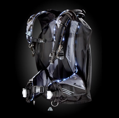 Phantom Tauchjacket von XS Scuba