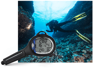 Aqua Lung Instrumentation i550