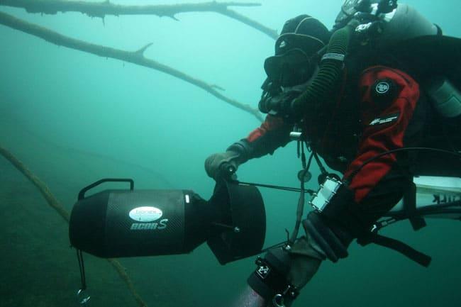 Bonex Unterwasserscooter ECOS S
