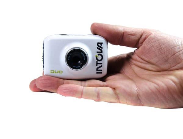 Intova Action-Cam Duo ohne Unterwassergehäuse