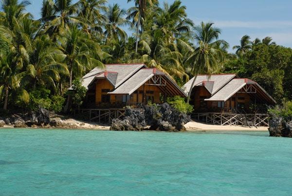 Nabucco Island Resort in Indonesien
