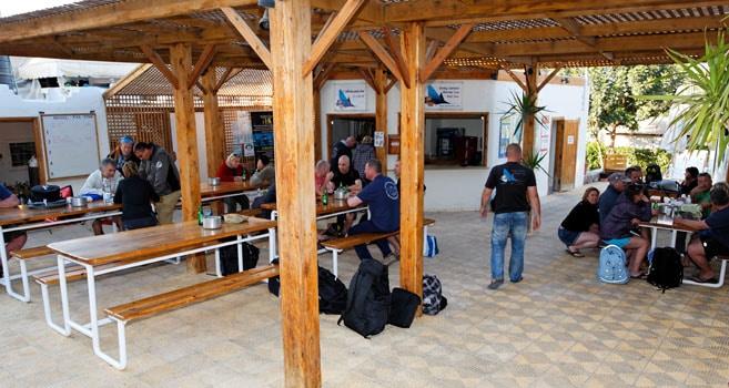 Werner Lau – Wiedereröffnung der Tauchbasis in Sharm el Sheikh