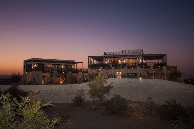 The Oasis in Marsa Alam