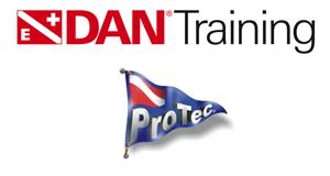 DNA-Training und ProTec-Tauchausbildung
