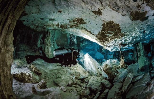 Längste Höhle der Welt