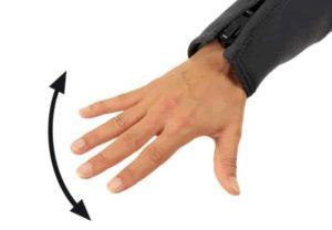 Tauchen Handzeichen - irgendwas ist nicht in Ordnung